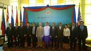 Mỹ ủng hộ các quan điểm của ASEAN về Biển Đông