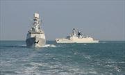 Trung Quốc, Namibia diễn tập hải quân chung