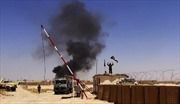 Quân đội Syria chiếm lại thị trấn biên giới chiến lược