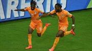 Bờ Biển Ngà lần đầu xuất quân thắng lợi tại World Cup