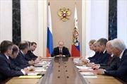 Nga phủ nhận tập trung quân gần biên giới Ukraine