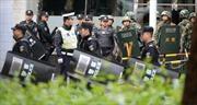 Trung Quốc bắt 380 người tại Tân Cương