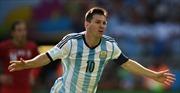 Argentina-Nigeria: Khi Messi lùng săn 'đại bàng'