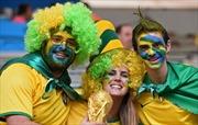 Những trang phục đẹp mùa World Cup 2014