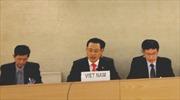 Hội đồng Nhân quyền khóa 26: Đoàn Việt Nam đóng góp xây dựng và thực chất
