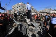 Israel đề xuất tái chiếm Dải Gaza