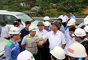 Cao tốc Hà Nội - Lào Cai không để chậm tiến độ do nhà thầu
