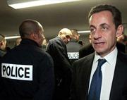 Cựu Tổng thống Pháp Sarkozy bị tạm giữ để thẩm vấn