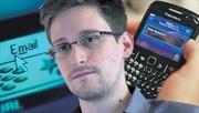 'Kẻ tội đồ' Snowden lại tiết lộ