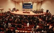 Quốc hội Iraq khóa mới họp phiên đầu tiên