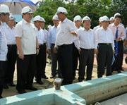 Phó Thủ tướng Hoàng Trung Hải làm việc tại Bình Dương