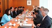 Đề nghị Đức ủng hộ Việt Nam hơn nữa về vấn đề Biển Đông