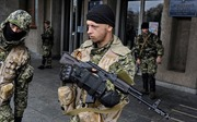 Ukraine khởi tố Giám đốc Cơ quan biên giới Nga