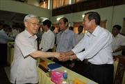 Ninh Thuận phải tạo chuyển biến về giao thông, thủy lợi, điện gió, kinh tế biển