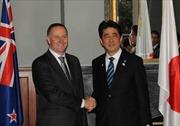 Nhật Bản, New Zealand thúc đẩy ký kết TPP