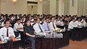 Nam Định cần quan tâm hỗ trợ doanh nghiệp