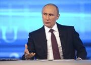 Tín hiệu từ việc Putin im lặng trước chiến sự tại Đông Ukraine