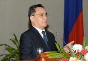 Quốc hội Lào bổ nhiệm nhiều chức vụ quan trọng