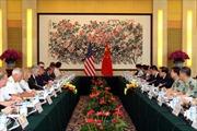 Mỹ cam kết xây dựng quan hệ kiểu mới với Trung Quốc