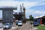 Sập cẩu thi công cao tốc Hà Nội–Hải Phòng: 2 công nhân tử vong
