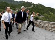 Mỹ cảnh báo Trung Quốc về vấn đề tranh chấp biển