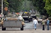 Quân đội Ukraine chỉ cách Donetsk 20 km