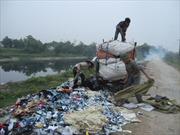 Thái Bình xử phạt cơ sở gây ô nhiễm làng nghề