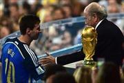 Argentina thất bại, Messi vẫn là cầu thủ xuất sắc nhất