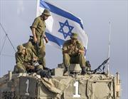 Israel bổ sung quân tại biên giới Gaza
