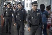 Thái Lan tái cơ cấu lực lượng cảnh sát