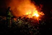 LHQ sẽ họp khẩn vụ máy bay Malaysia rơi ở Ukraine