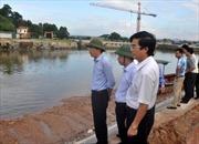 Phó Thủ tướng Hoàng Trung Hải chỉ đạo chống bão tại Quảng Ninh