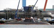 Đức chuyển giao tàu ngầm Dolphin cho Israel