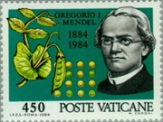 'Ông tổ' của ngành di truyền học