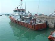 Đà Nẵng: Lai dắt tàu cá gặp nạn về đất liền an toàn