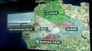 Tìm thấy xác máy bay AH-5017 của Air Algerie