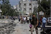 Israel gia hạn lệnh ngừng bắn thêm 24 giờ