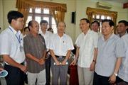 Đồng chí Tô Huy Rứa tiếp xúc cử tri thành phố Bắc Ninh
