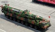 Triều Tiên sắp thử tên lửa liên lục địa 'KN-08'?
