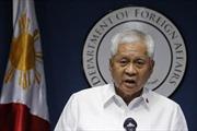 Philippines đề xuất ngừng mọi hành động gây căng thẳng ở Biển Đông