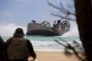 Tập trận hải quân lớn nhất thế giới ở Hawaii