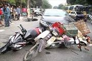 Tai nạn giao thông tiếp tục giảm sâu