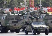 Trung Quốc xác nhận tên lửa tầm xa thế hệ mới