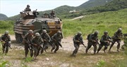 Triều Tiên đề nghị LHQ họp khẩn về tập trận chung Mỹ-Hàn