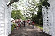 Ngắm dinh thự Tổng thống Singapore