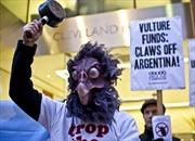 Argentina vật lộn với cuộc chiến chống 'quỹ kền kền'