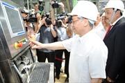 Khởi động dây chuyền sản xuất Number 1 tại Hà Nam