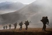 Tiểu đoàn trinh sát Nga bắt đầu diễn tập