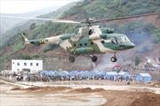 Gần 600 người thiệt mạng trong động đất ở Vân Nam