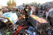 Bạo lực tiếp diễn tại Iraq